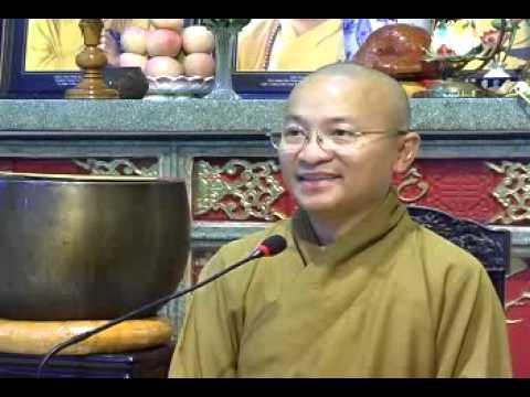 Học từ thất bại (16/11/2009) video do Thích Nhật Từ giảng