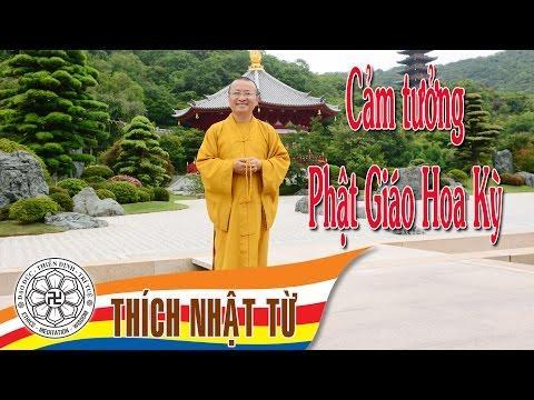 Cảm tưởng Phật Giáo Hoa Kỳ