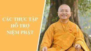 Các thực tập hỗ trợ niệm Phật | Thích Nhật Từ