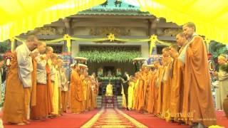 Lễ tang Đại lão Hòa thượng Thích Minh Châu (1918 - 2012)