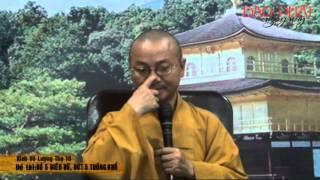 Kinh Vô Lượng Thọ 10: Bỏ 5 Điều Dữ, Dứt 5 Thống Khổ (13/01/2013) video do Thích Nhật Từ giảng