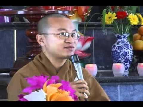 Đi chùa (26/05/2006) video do Thích Nhật Từ giảng
