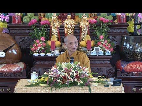 Pháp Thoại (Giảng Tại Chùa Phật Tổ)
