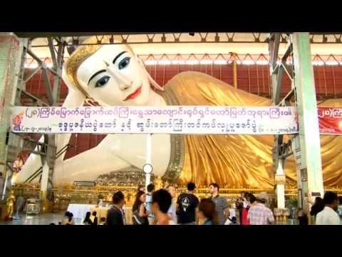 Ký Sự Phật Giáo Myanmar - Tập 14 - Đất Phật Không Xa [HD]