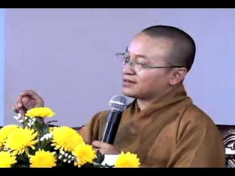 Hạnh phúc gia đình (19/10/2008) video do Thích Nhật Từ giảng