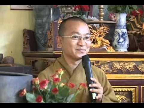 Chia Sẻ Phật Pháp (Phần 1/2) (19/04/2009) video do Thích Nhật Từ giảng