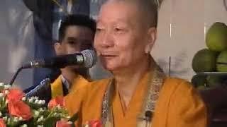 Pháp thoại của HT. Thích Trí Quảng tại Tổ đình Kim Sơn - Q. Phú Nhuận