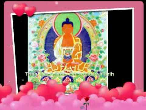 Nhạc Thần Chú Phật A Di Đà - Om Ami Dewa Hri (Tiếng Tây Tạng)