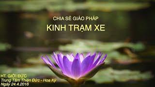 Kinh Trạm Xe - Vấn đáp Phật học