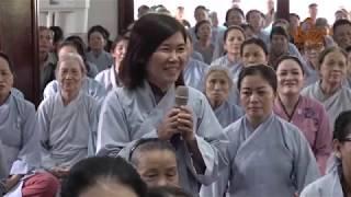 Tham vấn khóa tu STT 38: Tiếng chuông linh thiêng - Thầy Trí Chơn