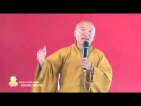 Vượt qua lo, buồn, sợ, giận, sống hòa bình với bệnh (21/04/2012) video do Thích Nhật Từ giảng