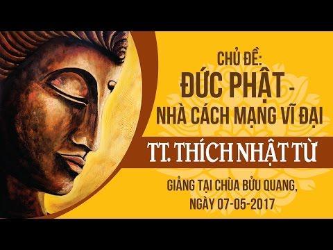 Đức Phật - Nhà cách mạng vĩ đại