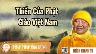 Thiền Phật giáo Việt Nam