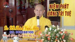 Niệm Phật Bằng Trí Tuệ
