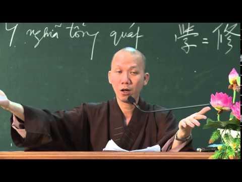 Bát Thánh Đạo (Phần 1) - Ý Nghĩa Tổng Quát