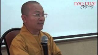 Thành Duy Thức Luận 05 - Thức A Lại Da (02/11/2012) video do Thích Nhật Từ giảng