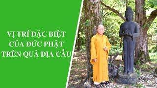 Vị trí đặc biệt của đức Phật trên quả địa cầu | Thích Nhật Từ