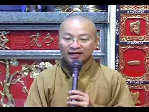 Cười Với Khổ Đau (06/07/2009) video do TT Thích Nhật Từ giảng