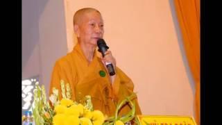 Kinh Đại Bảo Tích Giảng Giải (Kỳ 5) - Thể Tánh Vô Sai Biệt