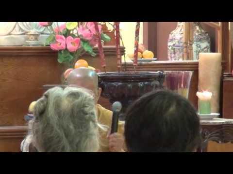 Niệm Phật Sáu Căn