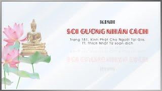 Tụng Kinh SOI GƯƠNG NHÂN CÁCH tại chùa Giác Ngộ ngày 04/04/2021