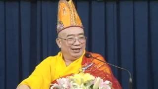 Ý nghĩa thâm sâu về khóa tu Phật thất - phần 2 - HT. Thích Thiện Trí