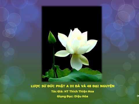 Lược sử Đức Phật A Di Đà và 48 Đại nguyện