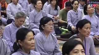 Thời vấn đáp của TT. THÍCH NHẬT TỪ Trong khóa tu Thiền Tứ Niệm Xứ