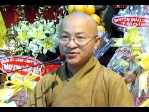 Những điều an vui (18/09/2009) video do Thích Nhật Từ giảng