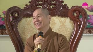 Sư Phụ Nói Chuyện Với Ban Lãnh Đạo Và Nhân Viên Công Ty Anh Phát - Thanh Hoá