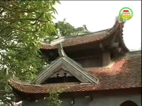 Chùa Chuông nổi tiếng danh lam