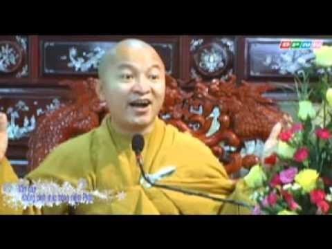 Kinh Niệm Phật Ba La Mật 14: Không dính mắc - vấn đáp - (09/12/2011) video do Thích Nhật Từ giảng