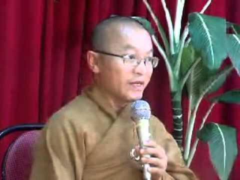 Trợ niệm lâm chung A (23/03/2007) video do Thích Nhật Từ giảng