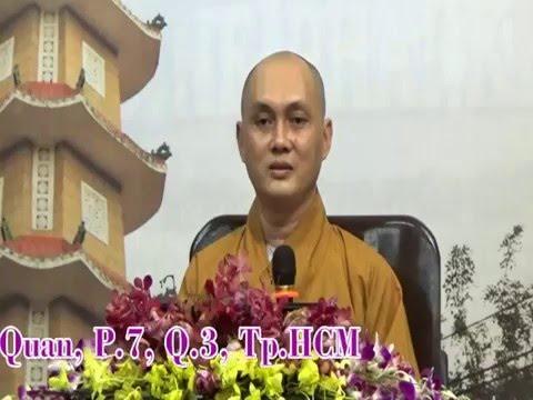 Phật Tử Tại Gia 36: Giới Không Vọng Ngữ (phần 2)