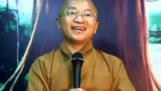 Kinh Trung Bộ 144: Thăm bệnh và trợ tử (18/10/2009) video do Thích Nhật Từ giảng