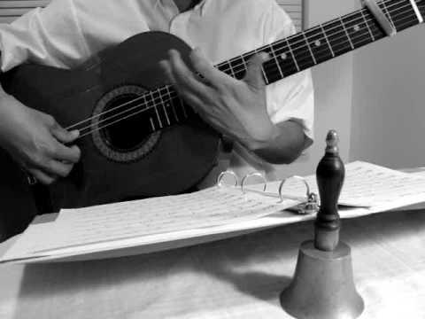 ĐẠT ĐẠO. Nhạc : Võ Tá Hân. Thơ : Huyền Không. Classical Guitar. Trémolo and Song