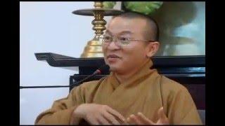 Phật giáo và các vấn đề xã hội (23/11/2008) video do Thích Nhật Từ giảng