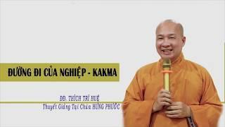 Đường đi của nghiệp (Karma) || Đại đức Thích Trí Huệ