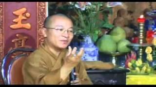 Hoằng thuận chúng sanh (04/10/2008) video do Thích Nhật Từ giảng