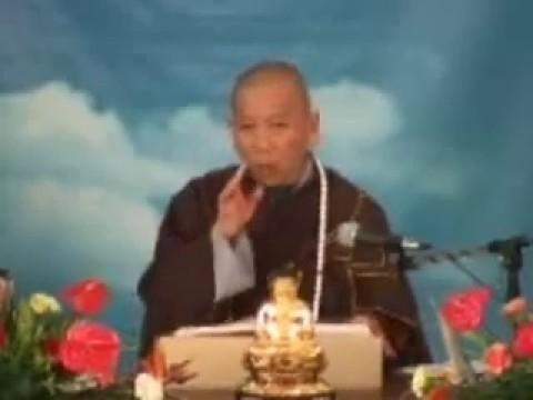Phật Thuyết Ðại Thừa Vô Lương Thọ Trang Nghiêm Thanh Tịnh Bình Ðẳng Giác Kinh giảng giải (9-26)