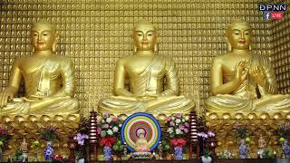 Tụng Kinh Dược Sư tại chùa Giác Ngộ, ngày 27 - 03 - 2020