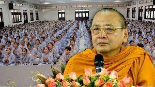 Bài giảng khiến hàng triệu Phật tử phải thức tỉnh vì quá hay