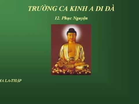 Kinh A Di Đà - 12 : Phục Nguyện - Võ Tá Hân phổ nhạc