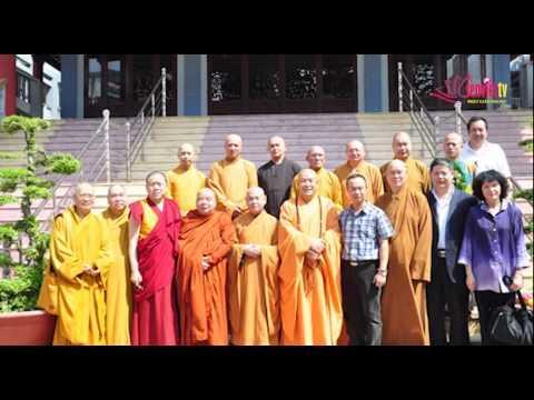 Tin Phật giáo Video SenViet TV 146 - GHPGVN chúc mừng Noel