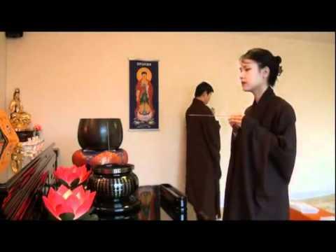 Hướng dẫn nghi thức Phật môn
