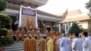 Pháp hội Địa Tạng cầu siêu cho nạn nhân sóng thần ở Đông Nam Á