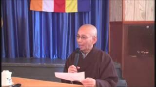 Tọa Đàm Hộ Niệm Vãng Sanh (Tại Washington, Mỹ Quốc) (11/5/2013)