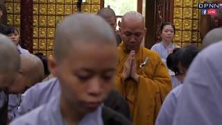 ĐĐ. Thích Minh Thành thuyết giảng trong khóa tu Xuất Gia Gieo Duyên lần 5