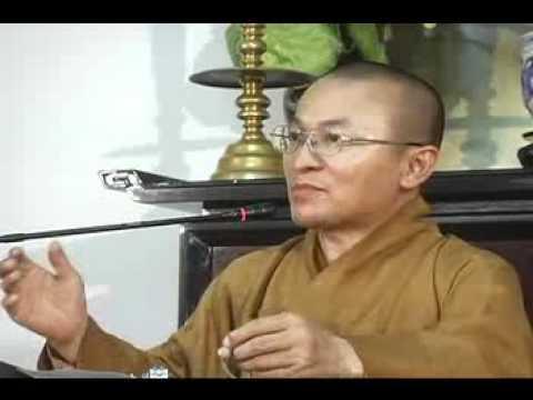 Chinh phục ma quân -phần 6/6 - (05/10/2008) video do Thích Nhật Từ giảng