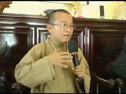 Tương lai Phật giáo B (25/06/2007) video do Thích Nhật Từ giảng